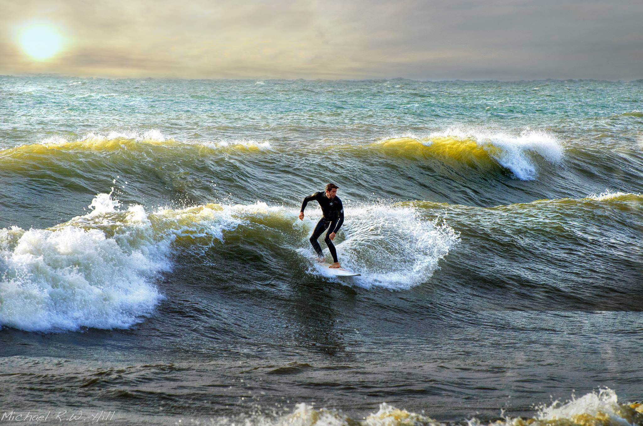 Surf's up in Toronto as wave season begins for cold water adventurers