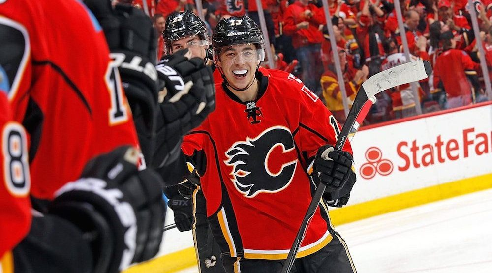Flames begin playoffs against Ducks on Thursday