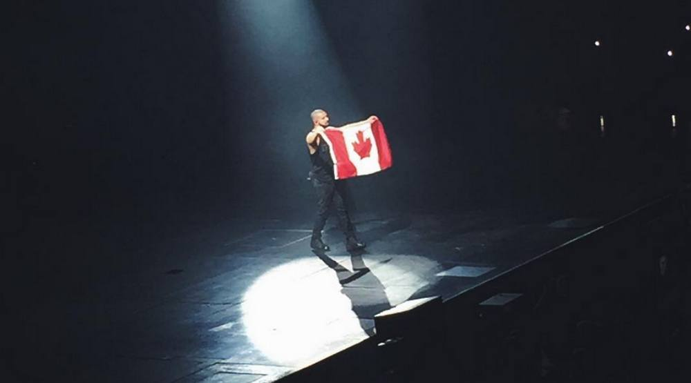21 photos and videos from Drake's concert in Montreal