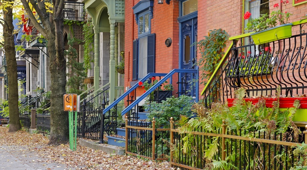 Best neighbourhoods for trick-or-treating in Montreal