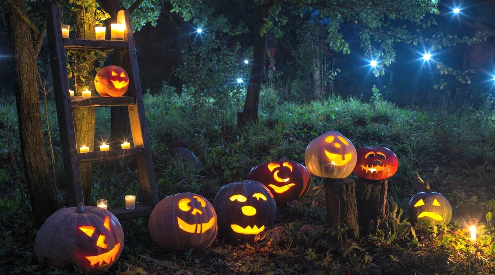Calm your 'fraidy cat with Vancouver's festive Halloween walk