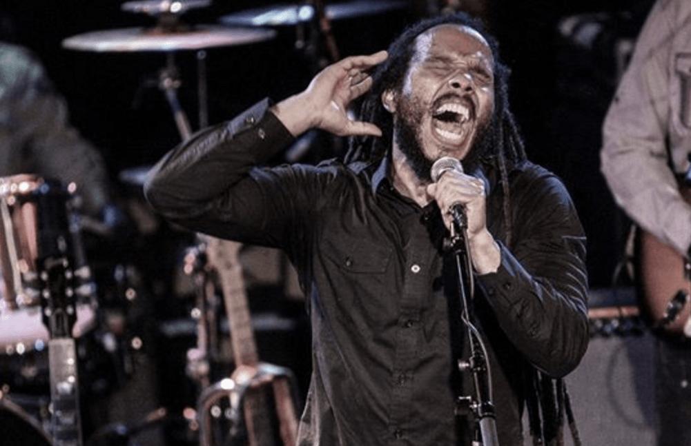 Ziggy Marley Calgary 2016 concert