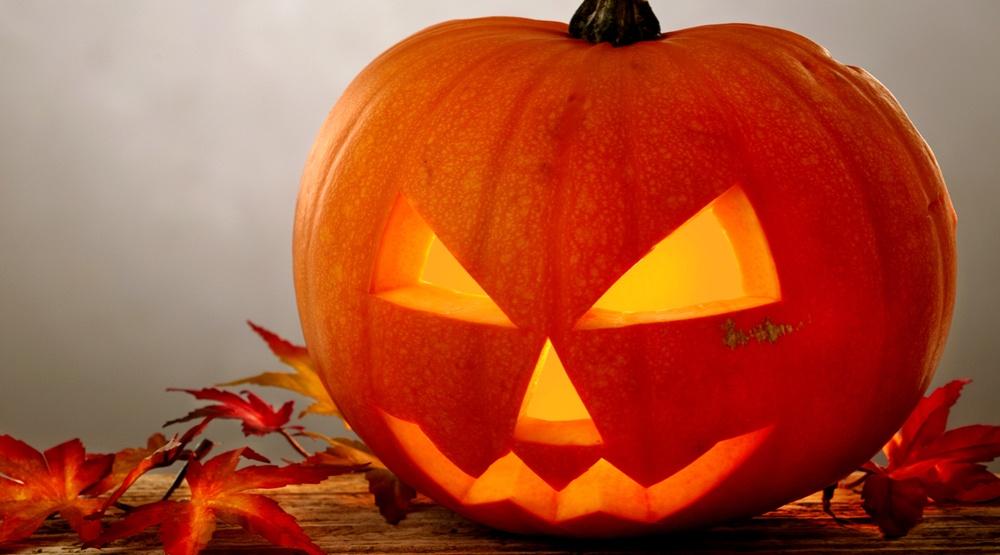 Halloween pumpkin shutterstock