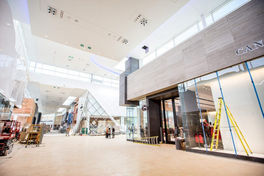Yorkdale Expansion