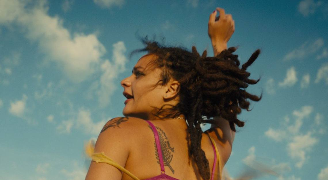Sasha lane stars as star in american honey a24 elevation pictures