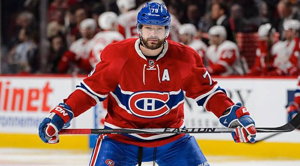 Canadiens announce that Andrei Markov's time is over in Montreal