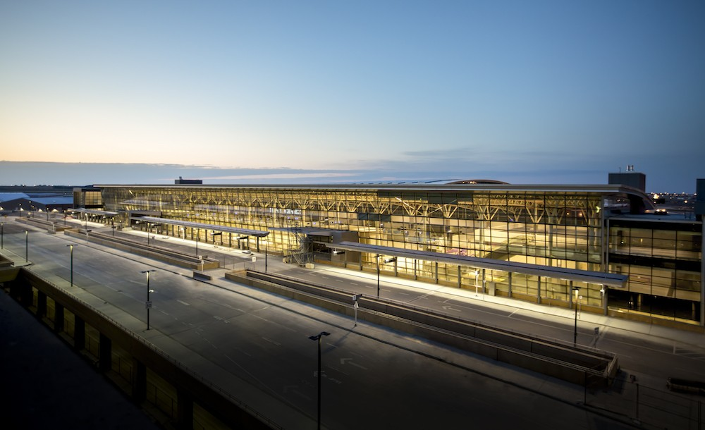 Calgary's new YYC Calgary International Airport terminal opens October 31 (PHOTOS)