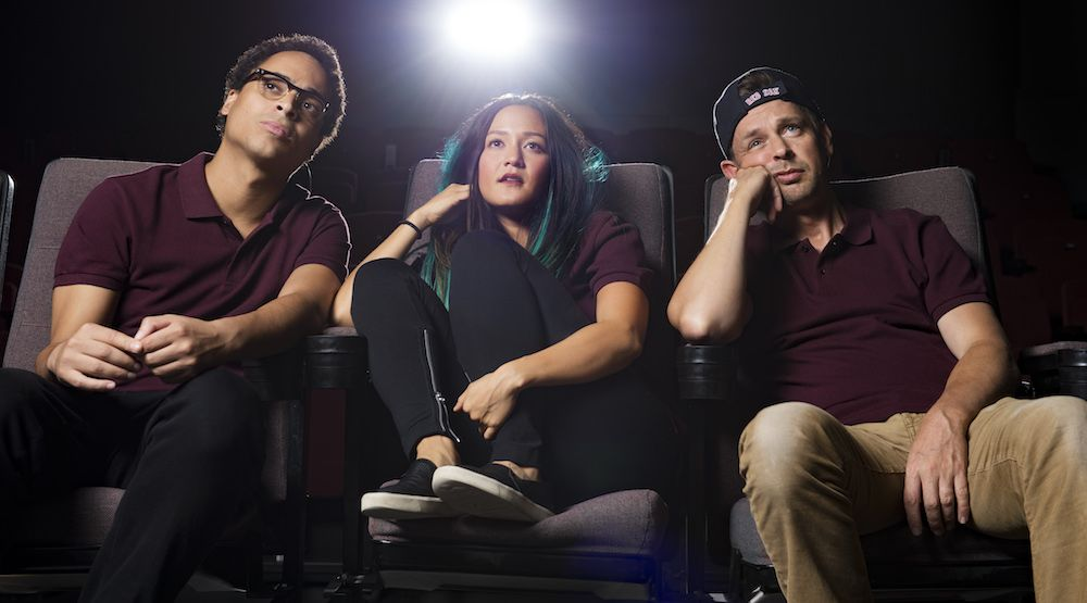 Theatre Review: The Flick reminds us of life's performances
