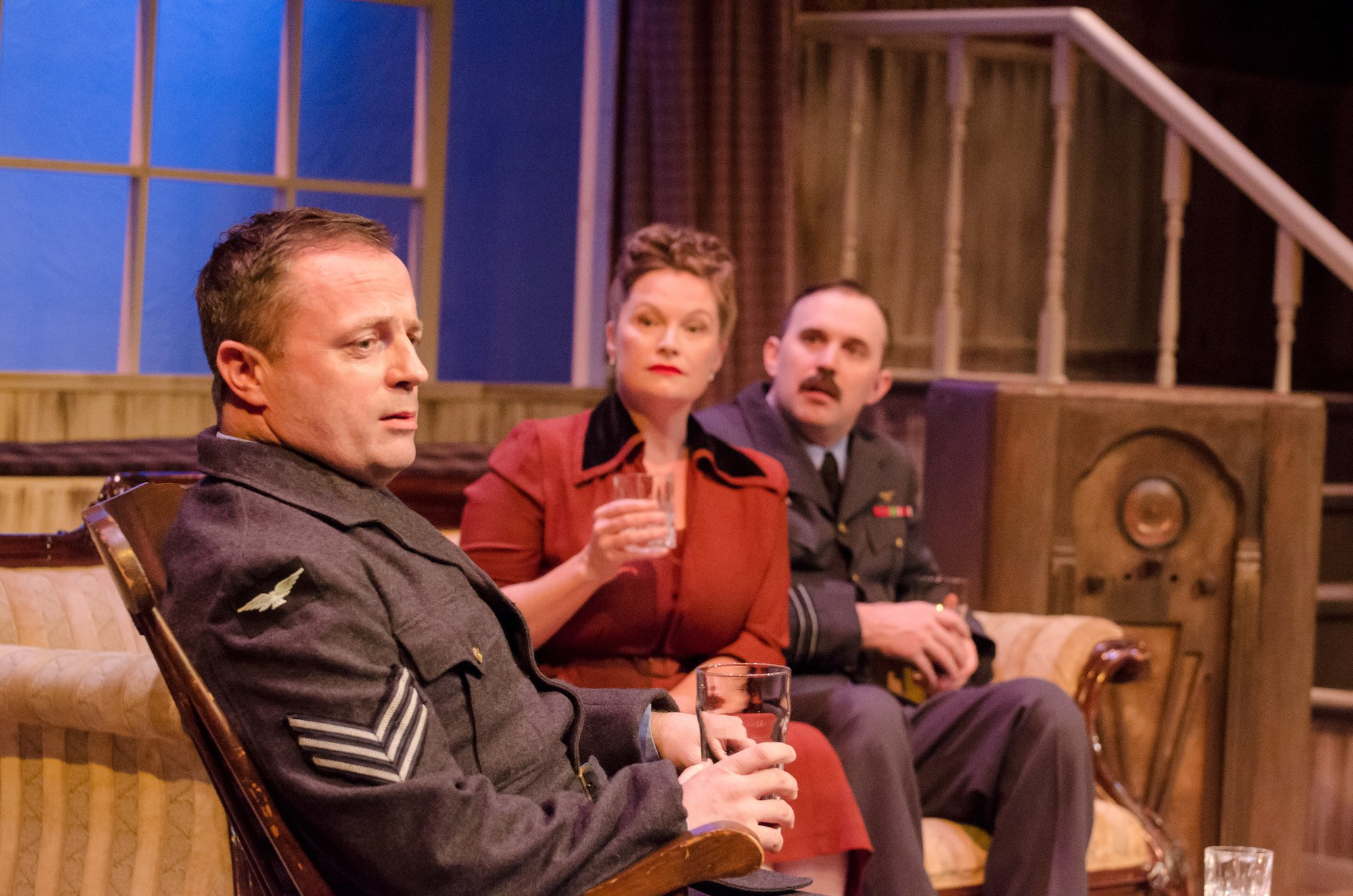 Theatre Review: Flare Path is well executed theatre but distancing in content