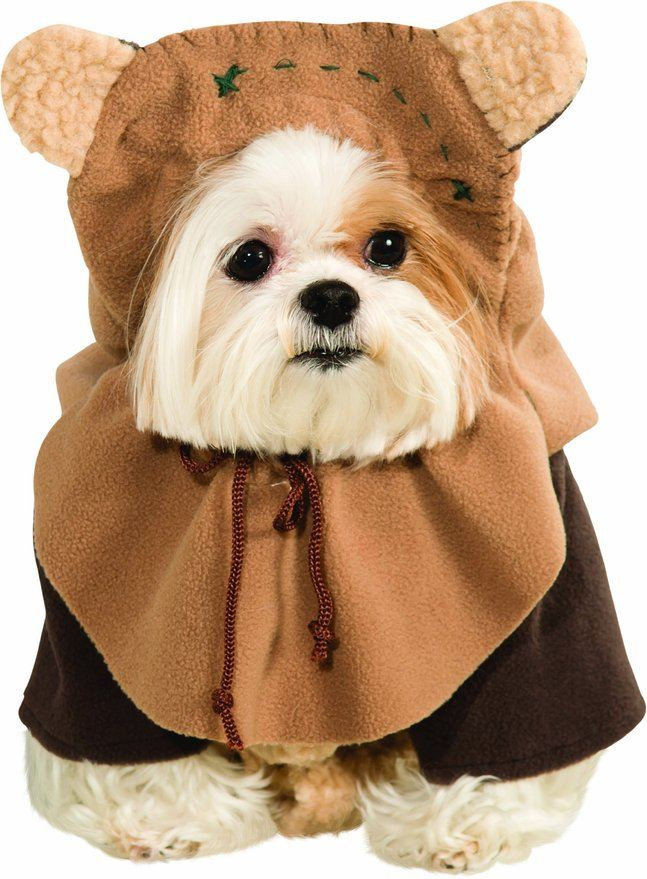 Ewok costume from Amazon.