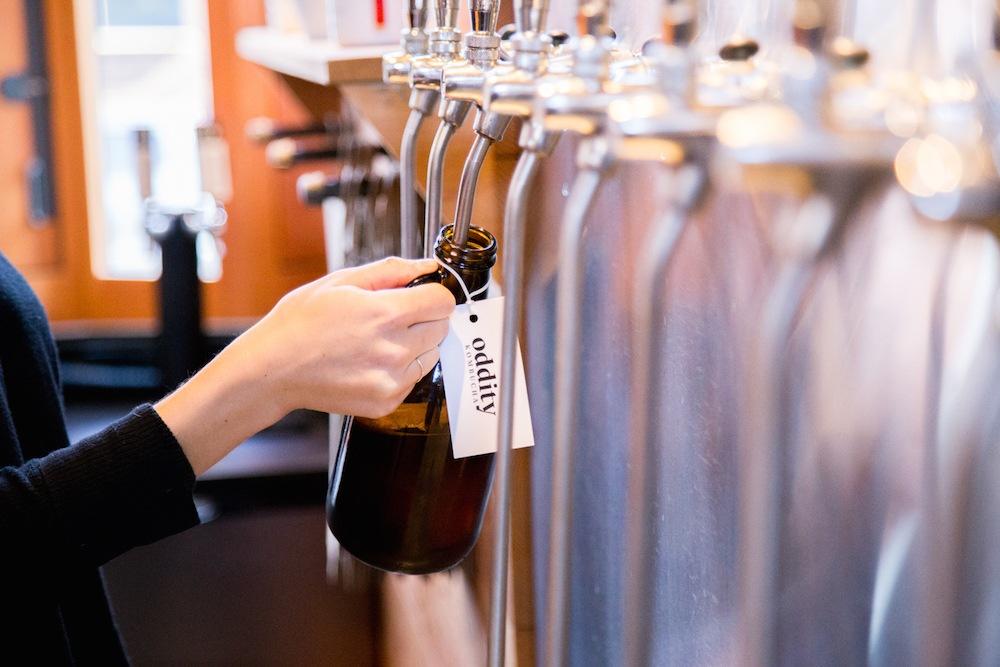 Photo courtesy Postmark Brewing