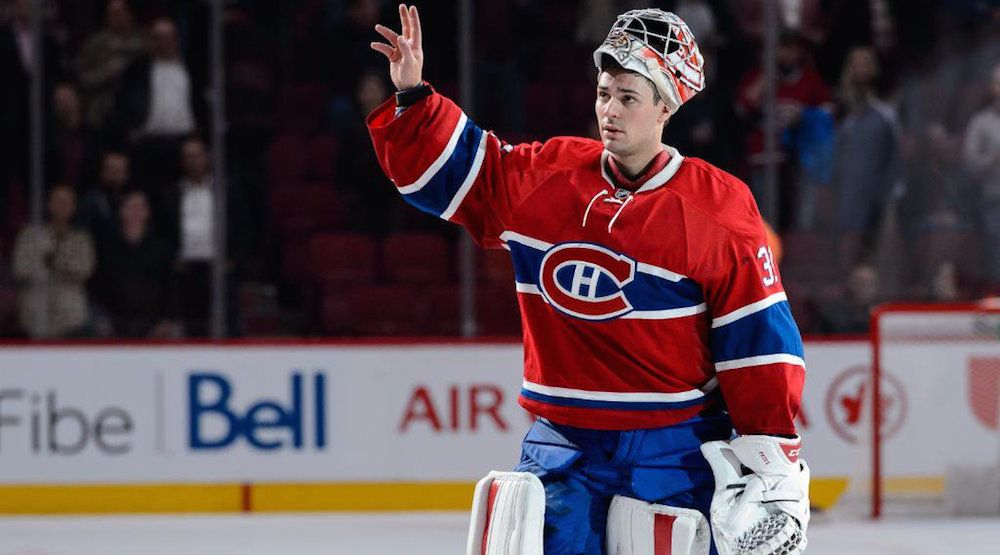 carey price canadiens