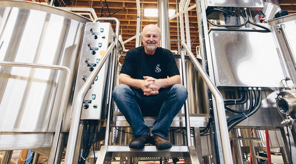 Meet the Brewmaster: Strathcona Brewing's Michael Nazarec