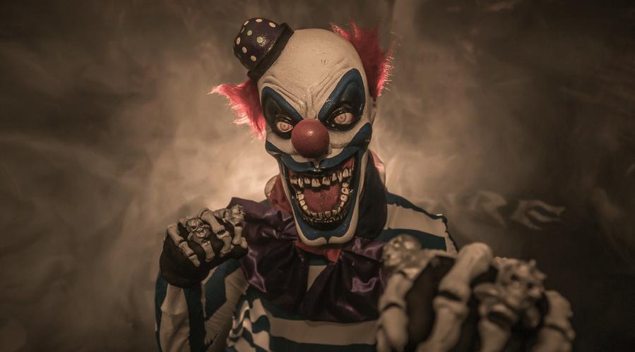 Beware of clowns at Vancouver's Haunted Circus 2016