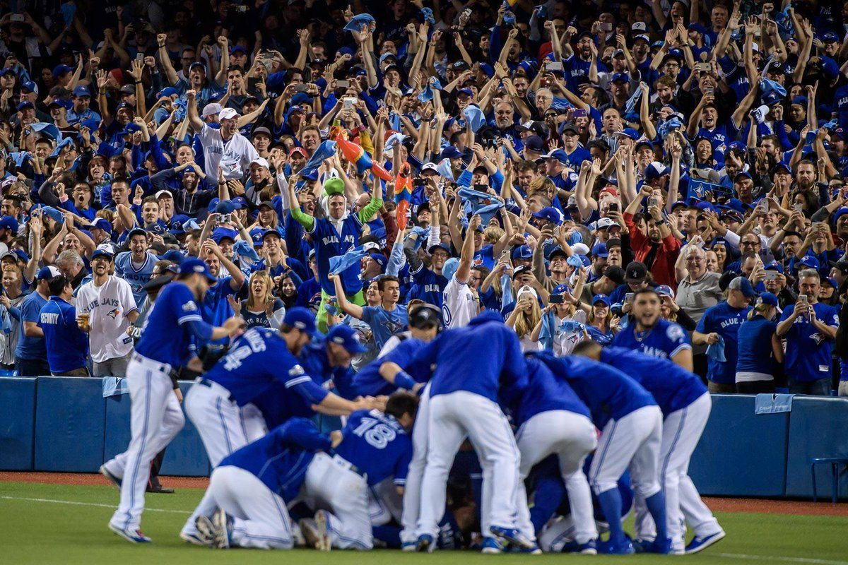 Blue Jays begin ALCS in Cleveland on Friday as favourites