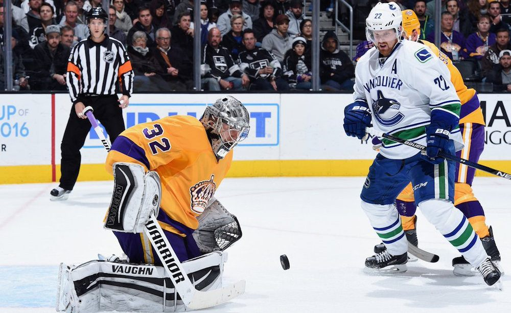 Canucks look to make franchise history against Kings