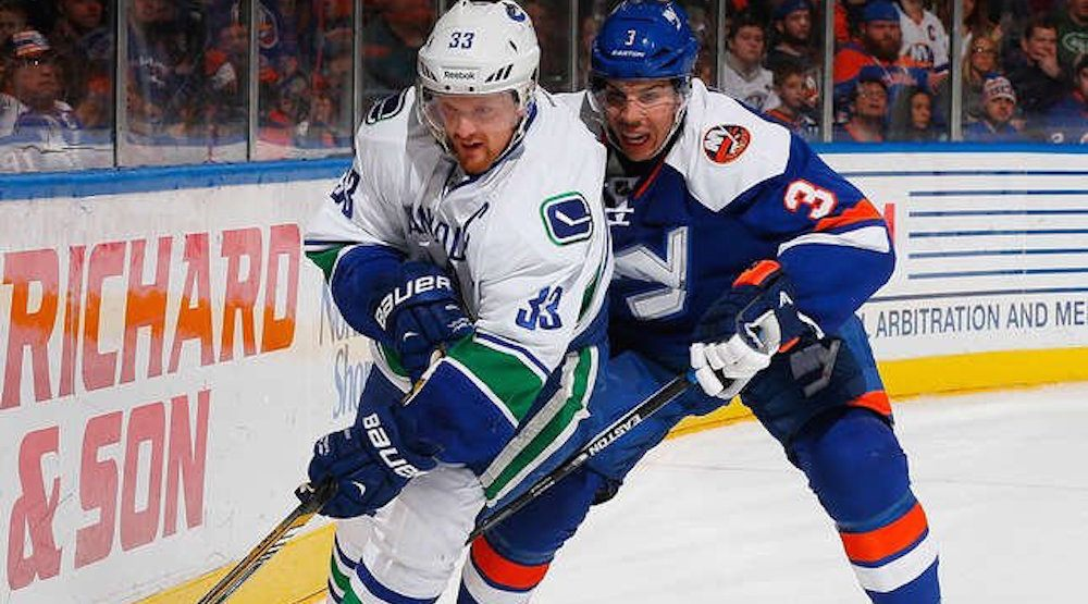 Canucks limp into Brooklyn trying to bump the slump