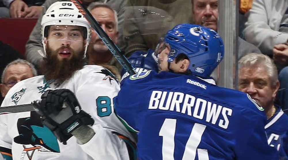 Canucks begin demanding February schedule against Sharks