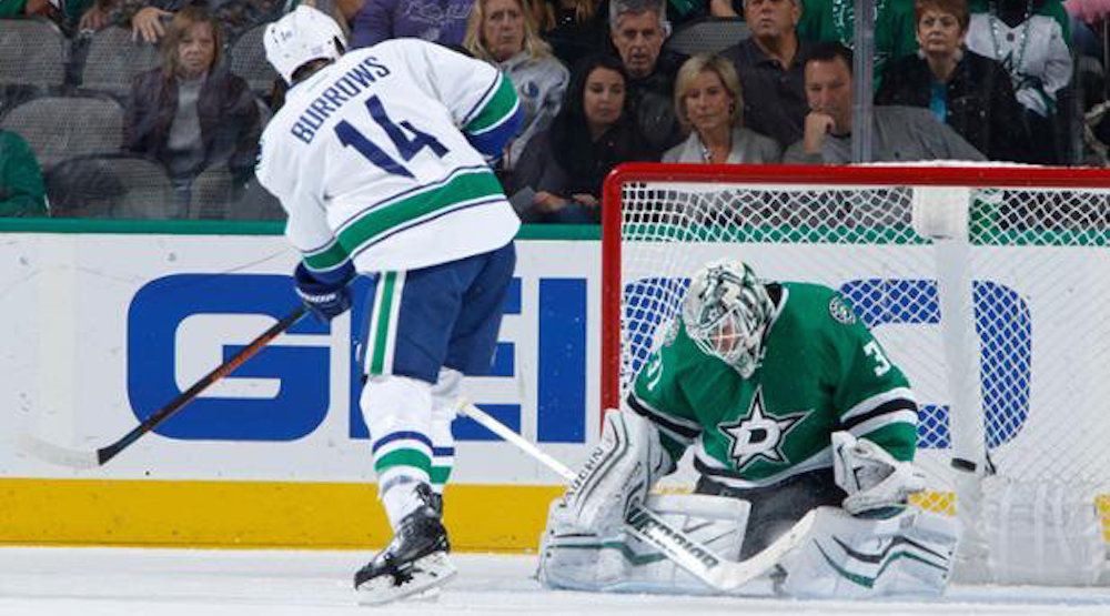 Canucks in search of another big W in 'Big D'
