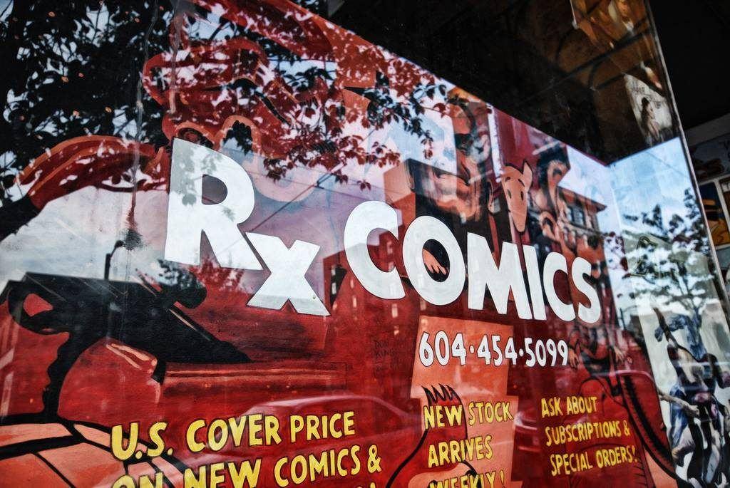 Rx Comics/Facebook