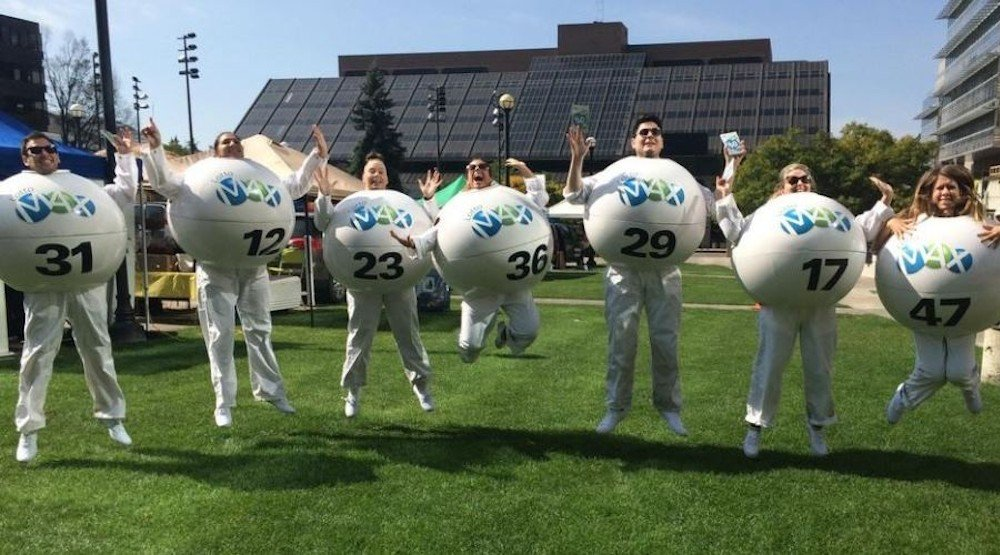 $68-million Lotto Max jackpot this Christmas weekend