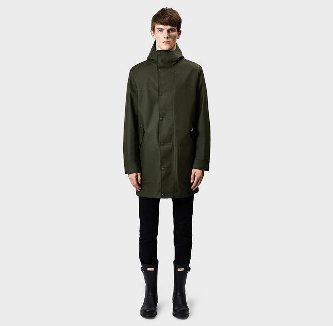 6 of the best men's raincoats to get through the wet times | Daily