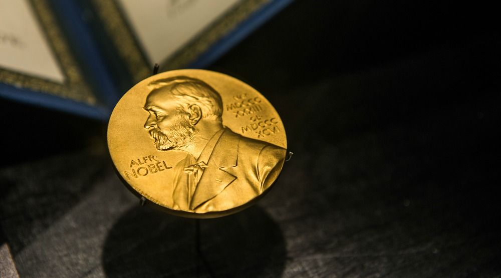 A big round of applause for the ZERO women who won a Nobel Prize in 2016