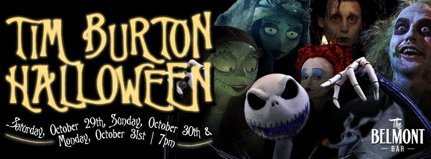 Facebook / Tim Burton Halloween