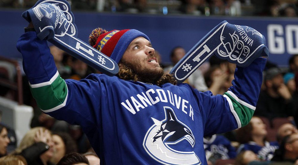 The Canucks won't be THAT bad this year