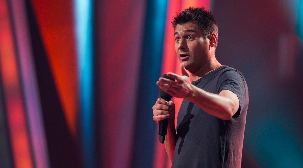 Comedian Danny Bhoy Calgary 2016 show at Jack Singer Concert Hall