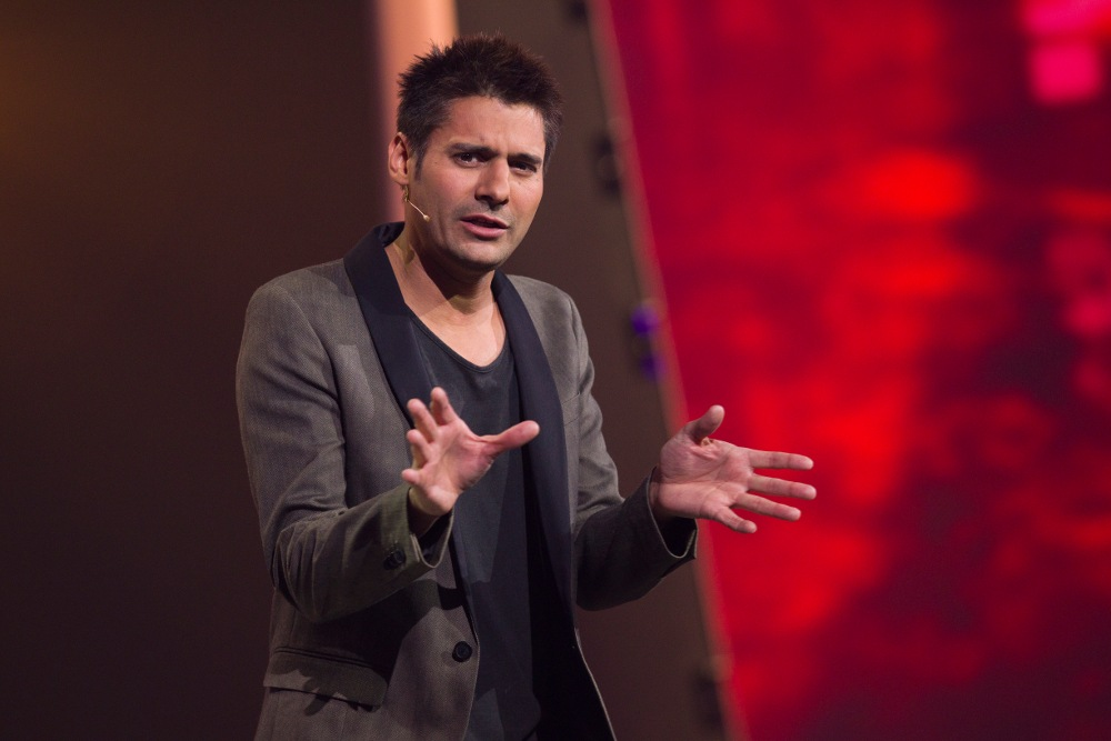 Comedian Danny Bhoy Calgary 2016 Show At Jack Singer Concert Hall Daily Hive Calgary