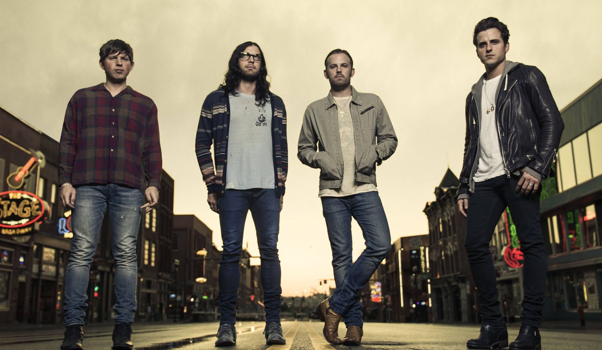 Kings of Leon are coming back to Toronto in January