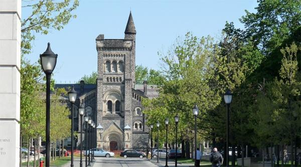 Breaking: Threats made toward members of University of Toronto's trans community