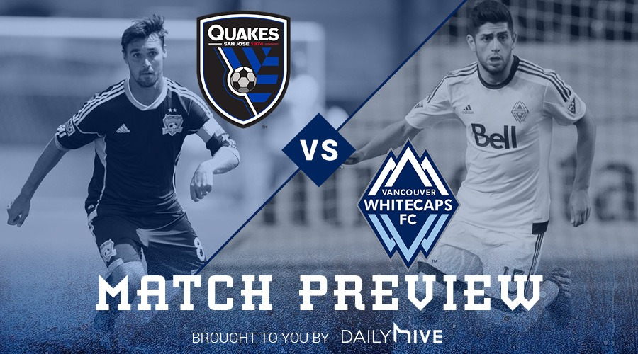 Match preview: Whitecaps playing for pride in San Jose