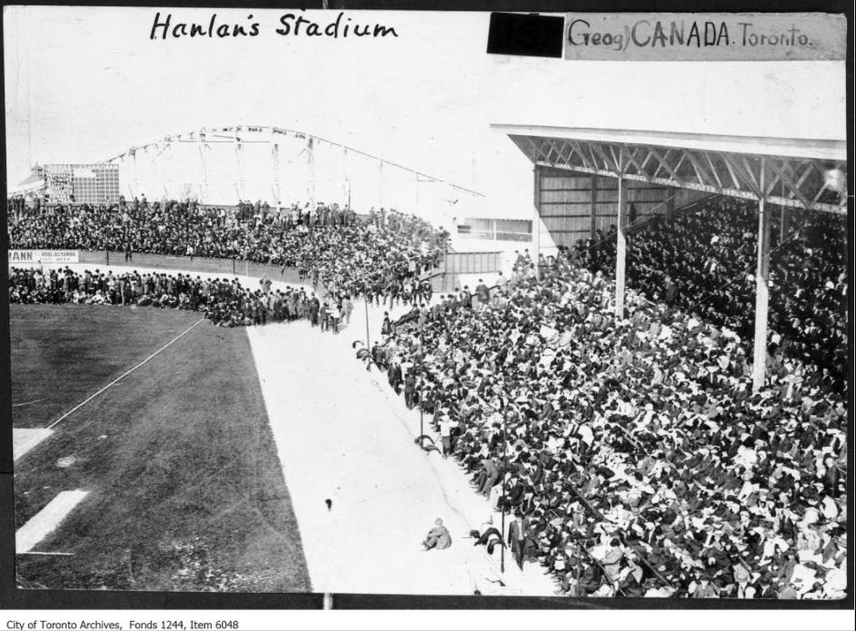 Toronto Island Baseball Stadium