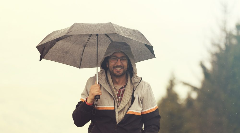 Bad news: It's going to be a wet week in Vancouver