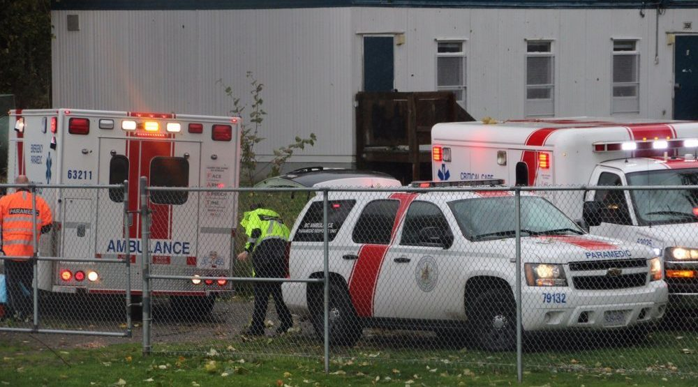 15-year-old killed by falling tree in Surrey