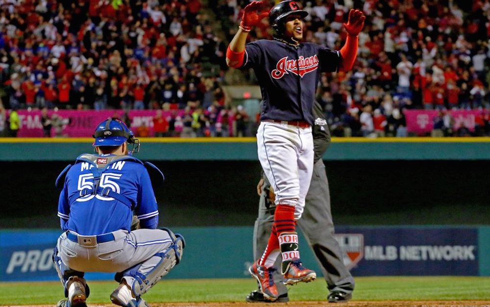 Lindor home run lifts Cleveland past Blue Jays in Game 1