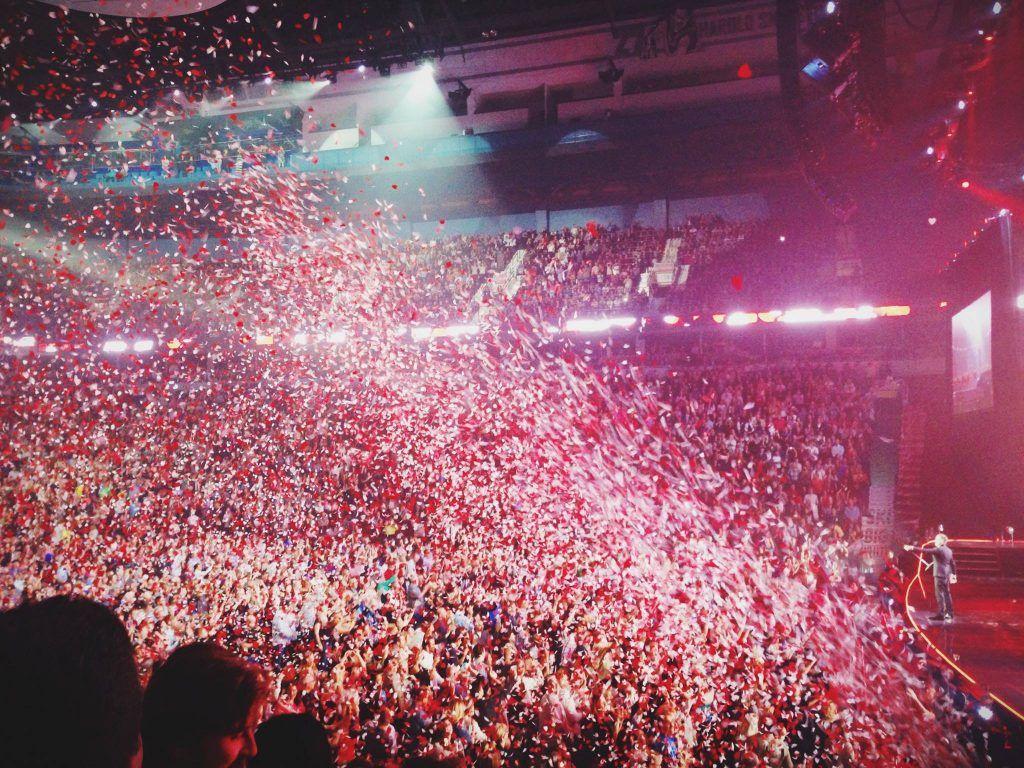Rogers Arena/Facebook