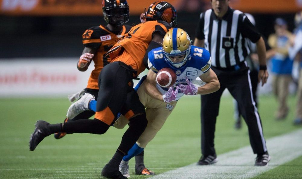 Quick-6: Lions blow late lead, fall to Bombers 35-32