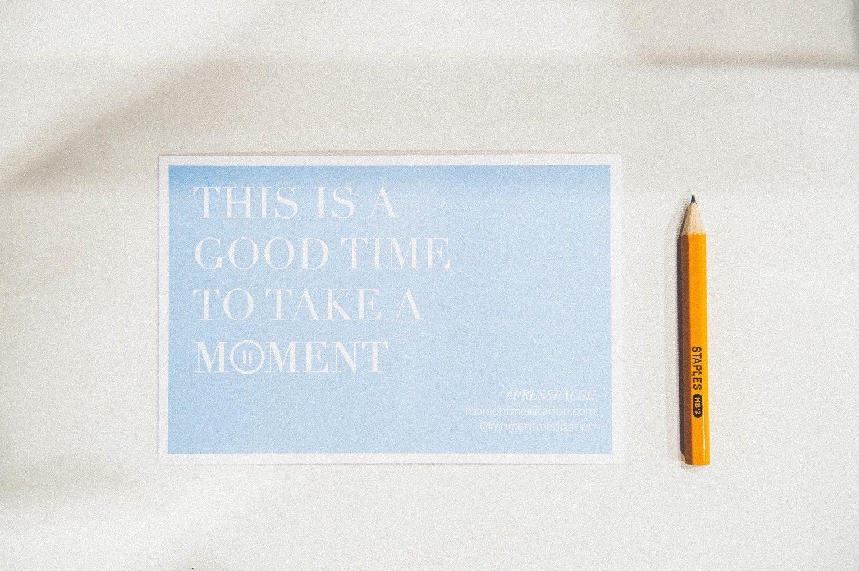 Image: Moment Meditation