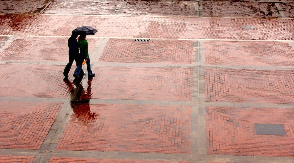 Rain, rain, and more rain ahead for the rest of the week in Vancouver