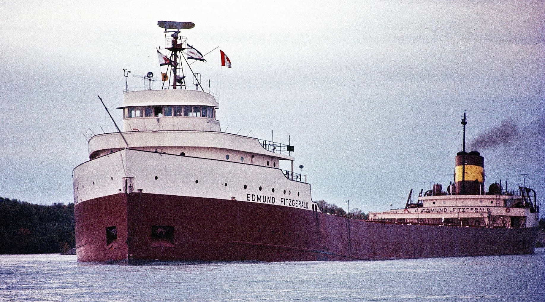 Shipwrecks of Lake Superior: 7 Famous Ships Lost in the Waters of the Lake
