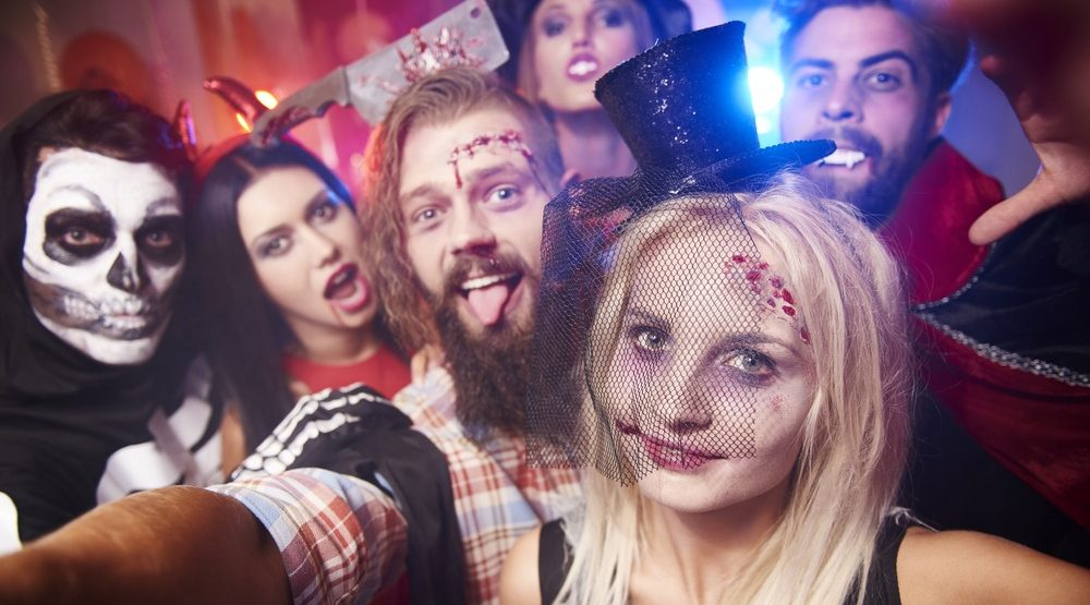 The 11 types of costume you're most likely to see at your Halloween party