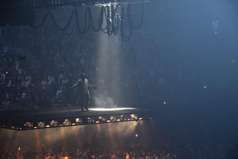 Image: Kanye / Daily Hive Calgary