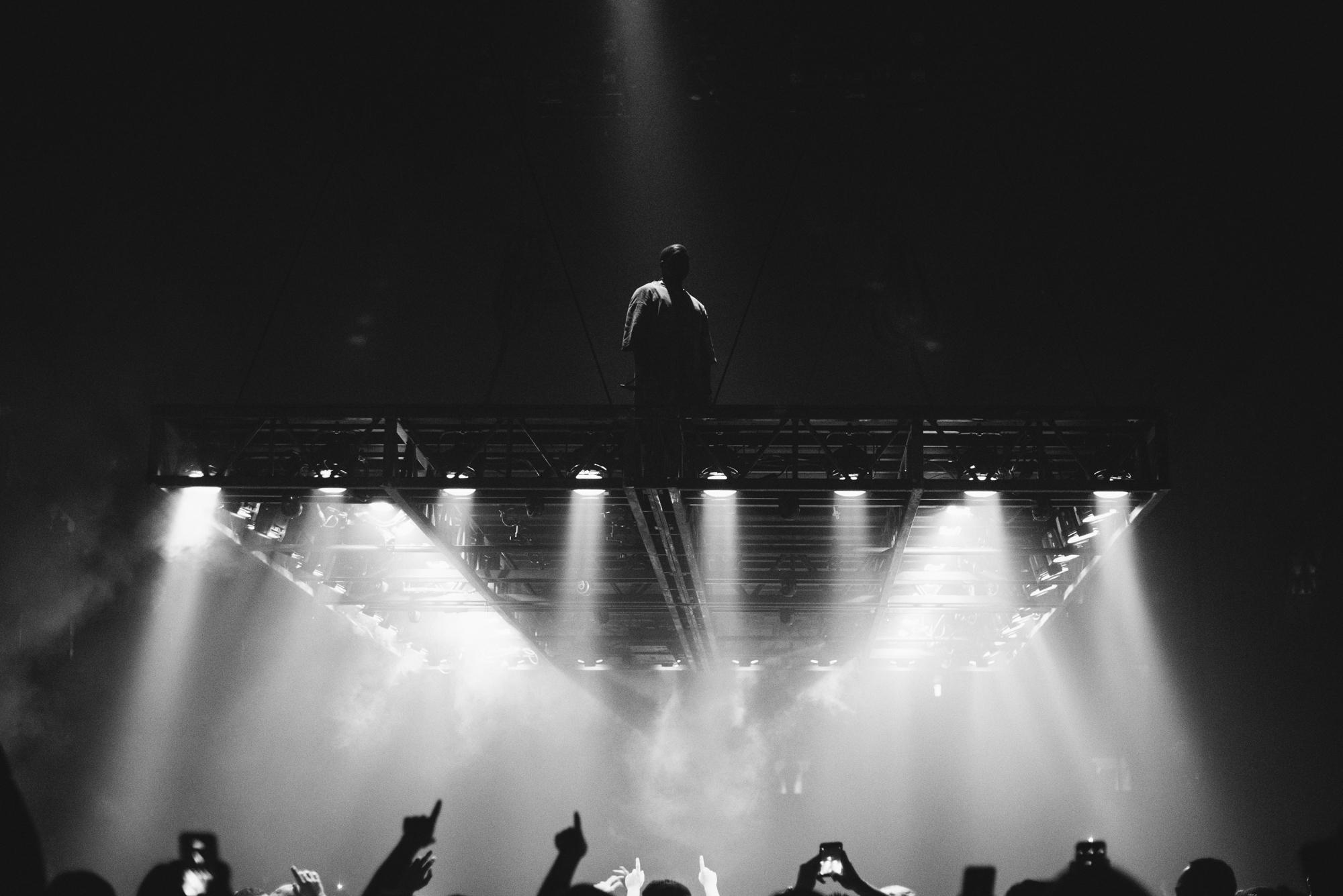 Kanye West/Brandon Artis Photography