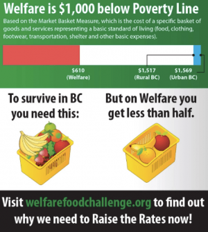 Image: Welfare Food Challenge