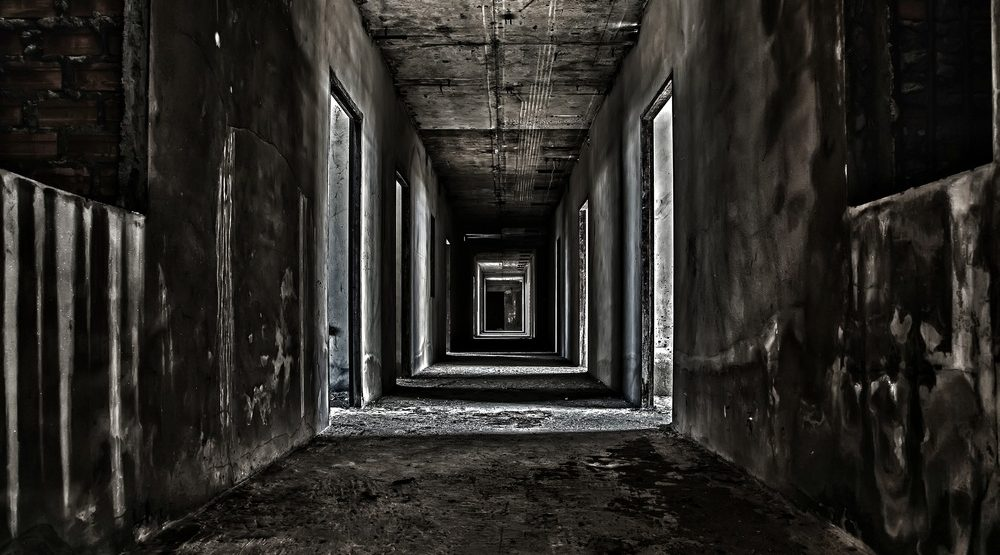 Haunted house / Shutterstock