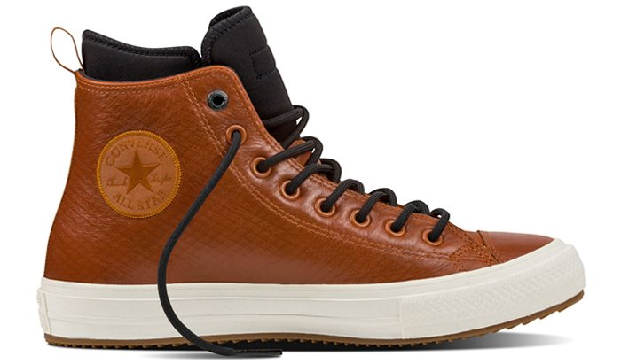 ba3ac58cb24e Converse came out with a fully waterproof Chuck Taylor All Star II ...