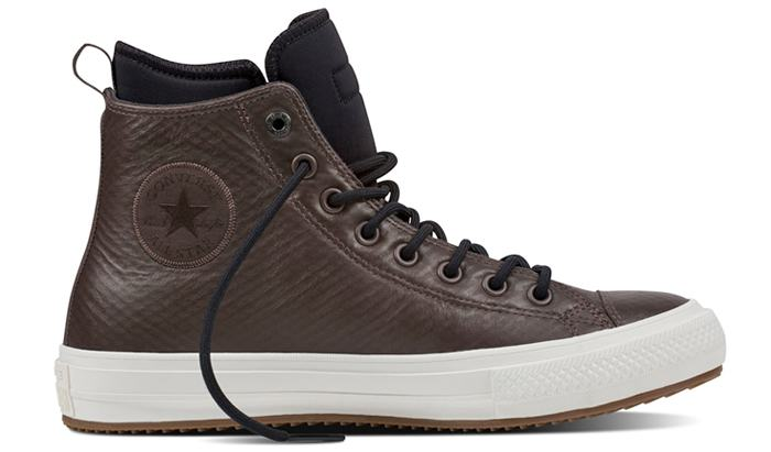 5dca25d0132439 Converse came out with a fully waterproof Chuck Taylor All Star II ...